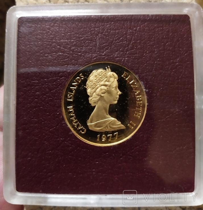 50 долларов 1977г.Каймановые о-ва., фото №6