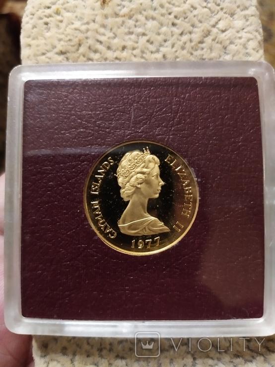 50 долларов 1977г.Каймановые о-ва., фото №9