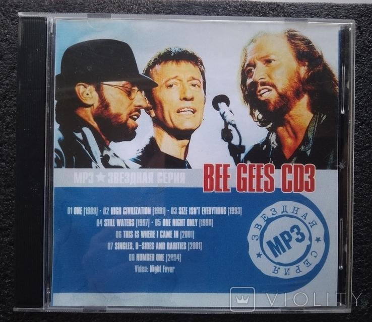Bee Gees / Бі Джіз - CD3. Зіркова серія МР3, фото №2