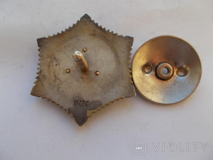 Монголия. Орден Полярной звезды, № 11 325. Тип 3, винт., фото №8