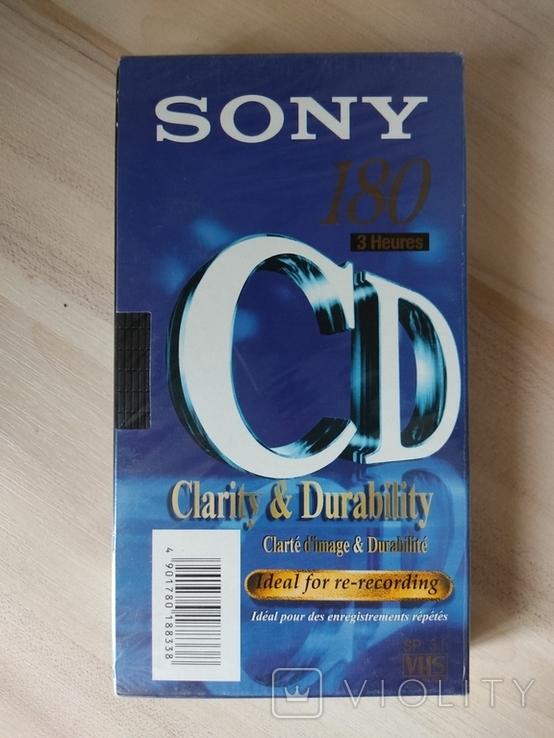 Видеокассета Сони 180 минут, фото №3