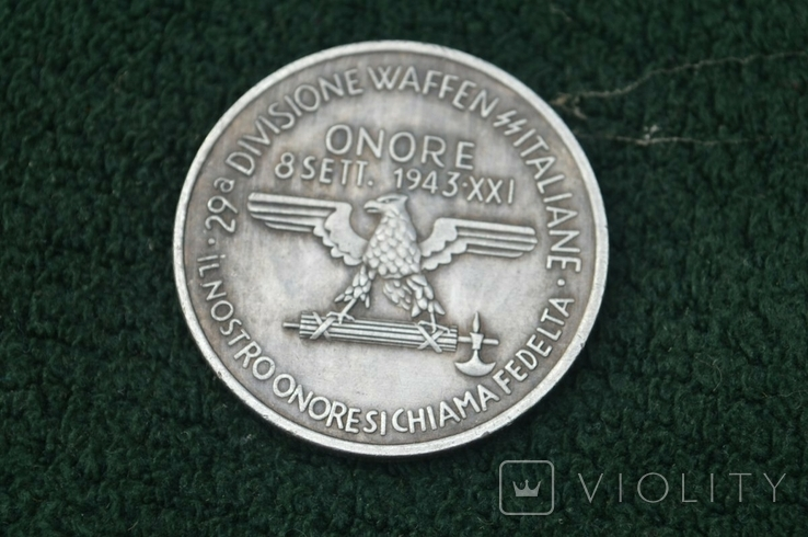 29-я гренадерская дивизия ваффен-СС (1-я итальянская).копия, фото №4