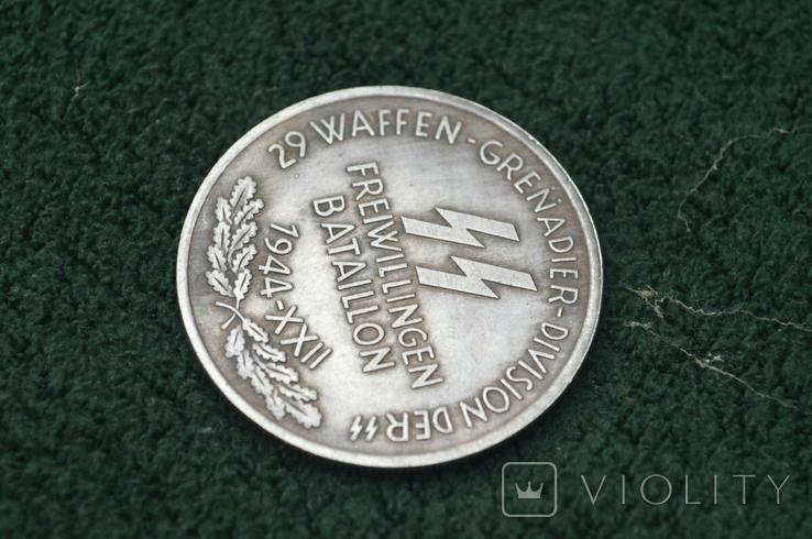 29-я гренадерская дивизия ваффен-СС (1-я итальянская).копия, фото №2