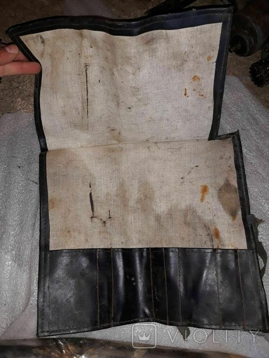Сумка под ключи ссср мото Днепр к750, фото №3