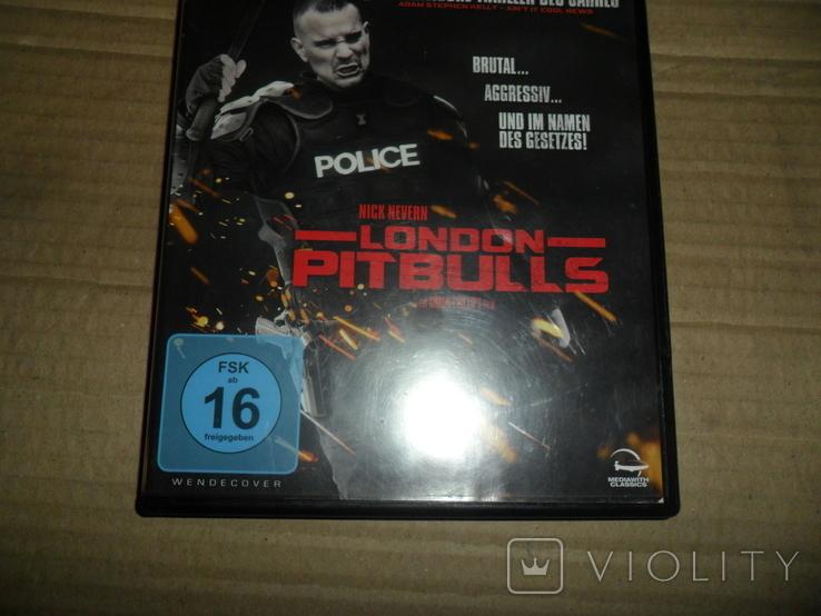 Блю-рей диск London Pitbulls Blu-ray диск, фото №4