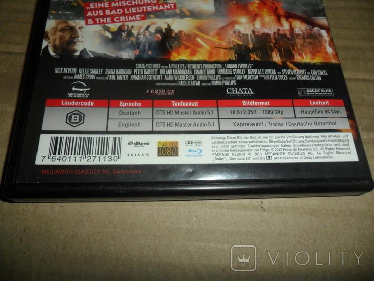 Блю-рей диск London Pitbulls Blu-ray диск, фото №8