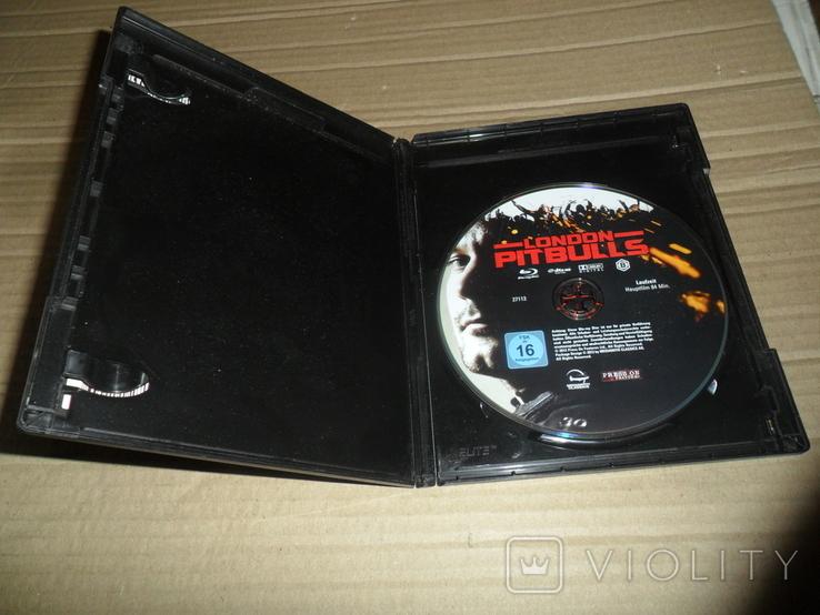 Блю-рей диск London Pitbulls Blu-ray диск, фото №9
