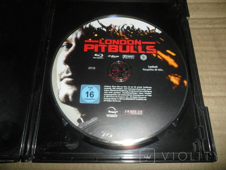 Блю-рей диск London Pitbulls Blu-ray диск, фото №10