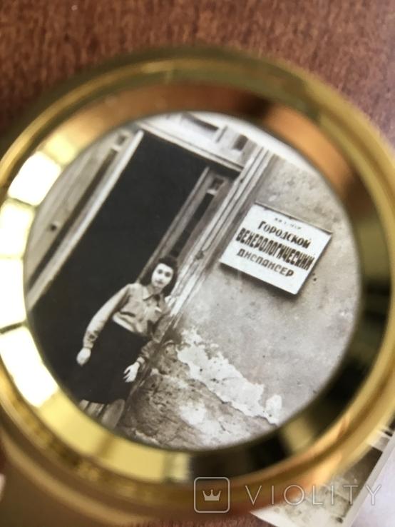 1946 Одесса Девушка Венерологический диспансер, фото №5