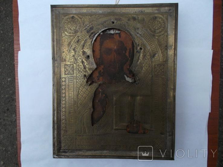 Господь Вседержитель 19 век., фото №2