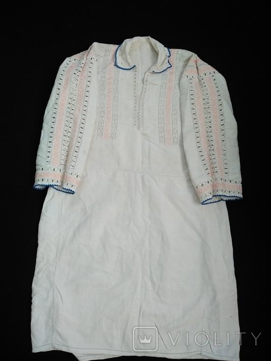 3. Буковинська сорочка вишиванка старовинна, фото №3