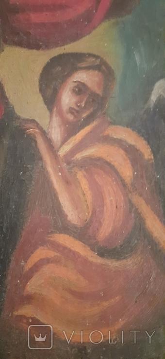 Стародавня Картина-Ікона, фото №7