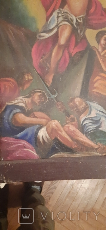 Стародавня Картина-Ікона, фото №8