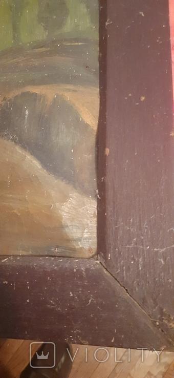 Стародавня Картина-Ікона, фото №9