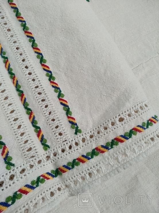 2. Буковинська сорочка вишиванка стародавня, фото №3