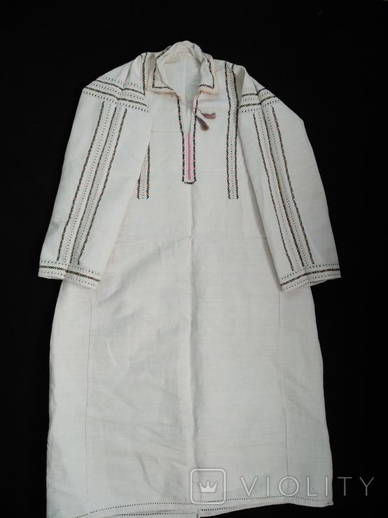 2. Буковинська сорочка вишиванка стародавня, фото №11