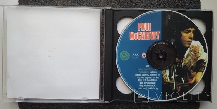 Paul McCarthey. Подвійний CD-альбом. Зіркова серія МР3., фото №3