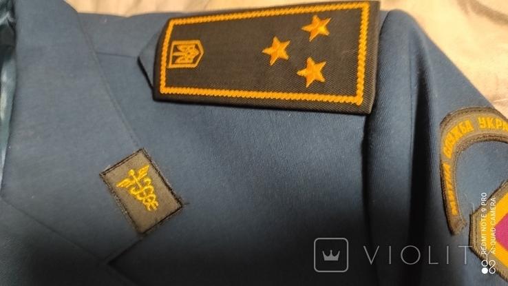 Форма таможня Украины новая Михаил Воронин, фото №5