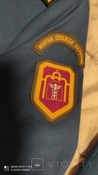 Форма таможня Украины новая Михаил Воронин, фото №6
