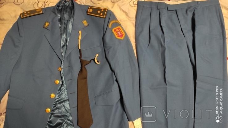 Форма таможня Украины новая Михаил Воронин, фото №2