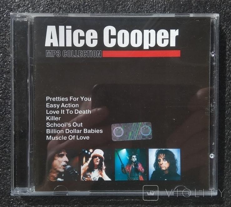 Еліс Купер / Alice Cooper / Элис Купер, фото №2
