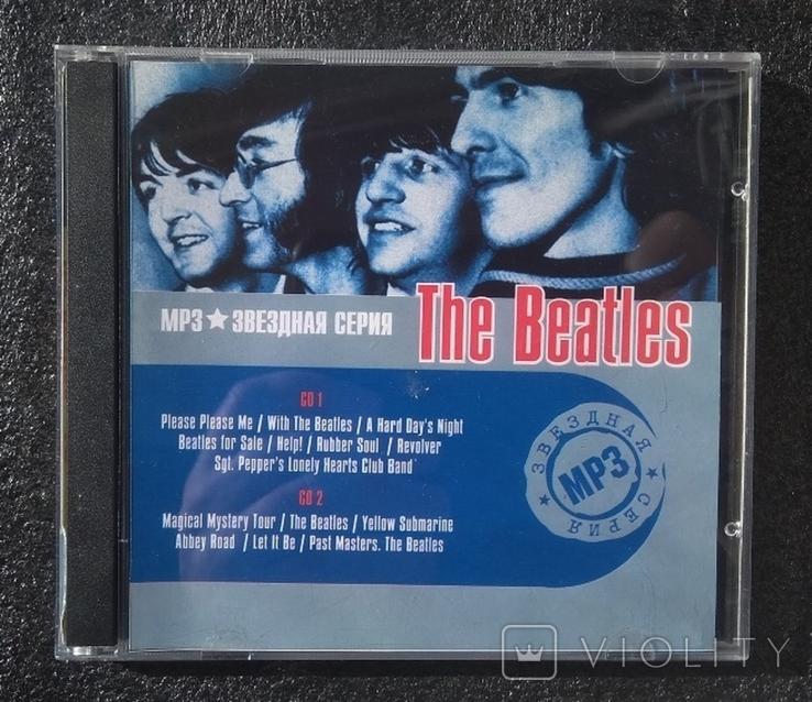 Подвійний CD-альбом. Бітлз / The Beatles / Битлз. Зіркова серія МР3, фото №2