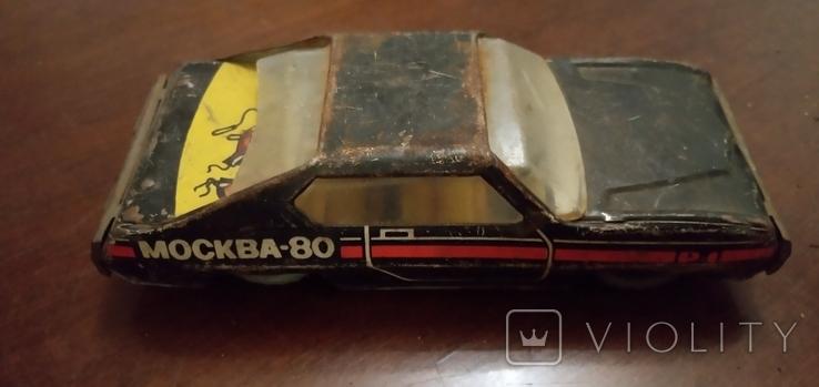 """Машинка """"Москва 80"""", фото №2"""