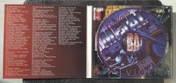 Metal Ballads. МР3, фото №3