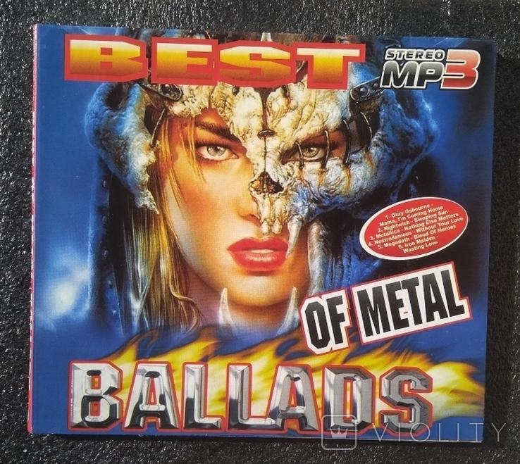 Best Ballads of Metal, фото №2