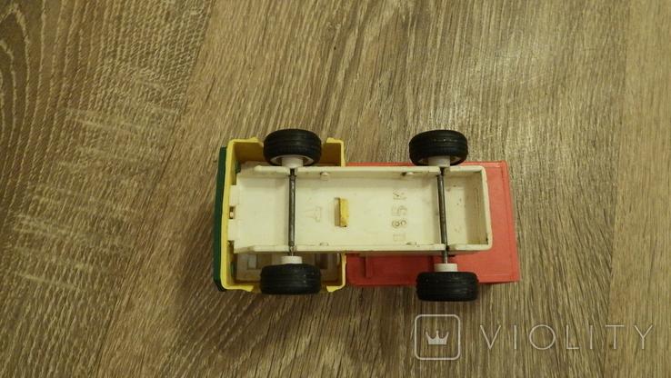 Машинка бортовая, фото №11