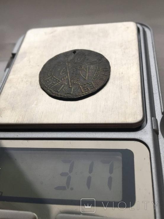 Сребреник 3тип Владимир 980-1015г. копия, фото №3