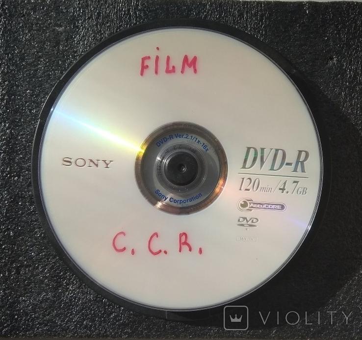 """""""ВОХ"""" №4. """"Різне"""". Рок-гурти та виконавці. 10 DVD-дисків. Від """"Creedens"""" до """"Deep Purple"""", фото №3"""