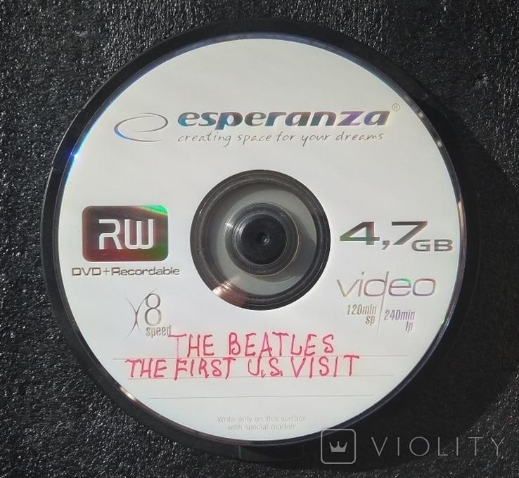 """""""ВОХ"""" №4. """"Різне"""". Рок-гурти та виконавці. 10 DVD-дисків. Від """"Creedens"""" до """"Deep Purple"""", фото №4"""
