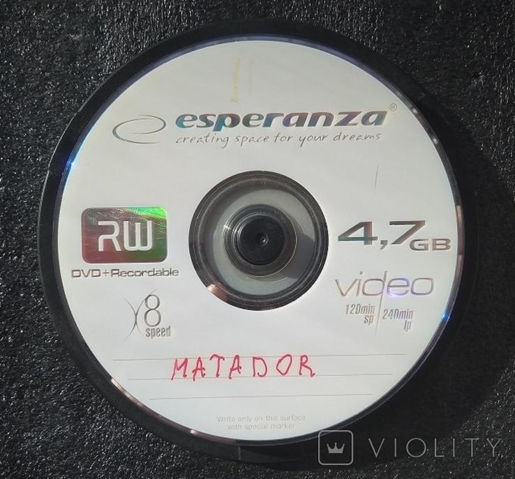 """""""ВОХ"""" №4. """"Різне"""". Рок-гурти та виконавці. 10 DVD-дисків. Від """"Creedens"""" до """"Deep Purple"""", фото №5"""