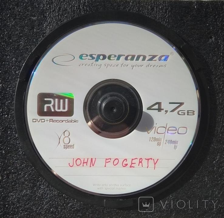 """""""ВОХ"""" №4. """"Різне"""". Рок-гурти та виконавці. 10 DVD-дисків. Від """"Creedens"""" до """"Deep Purple"""", фото №11"""