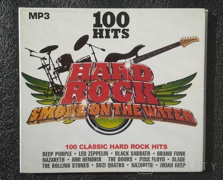"""Кращі класичні хард-рок-хіти. Серія """"100 HITS"""". CD Smoke on the Water, фото №2"""