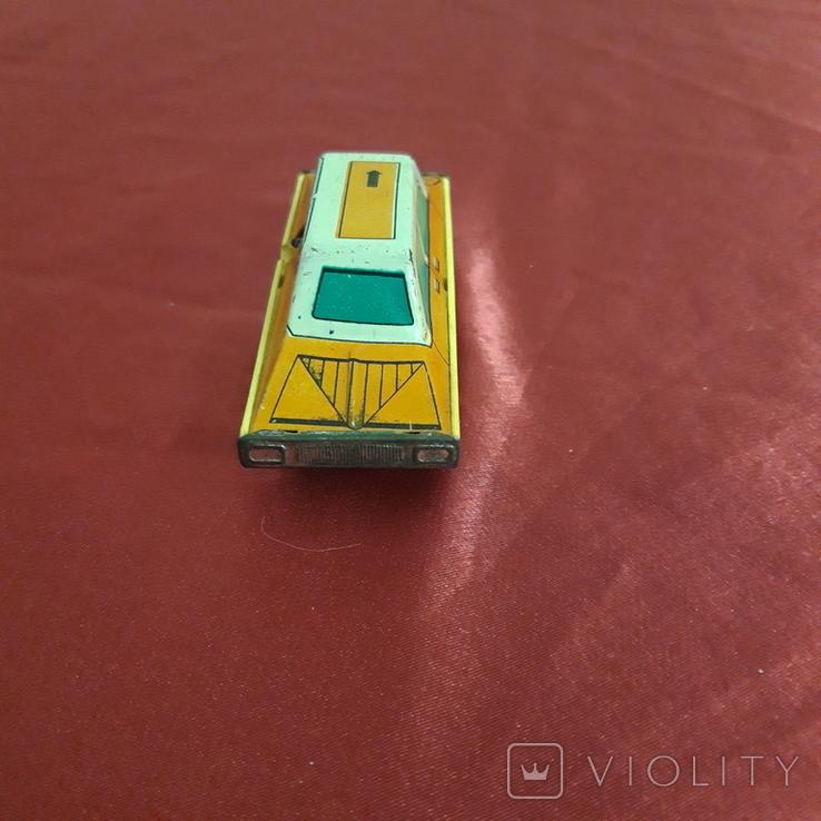 Заводная машинка, фото №4
