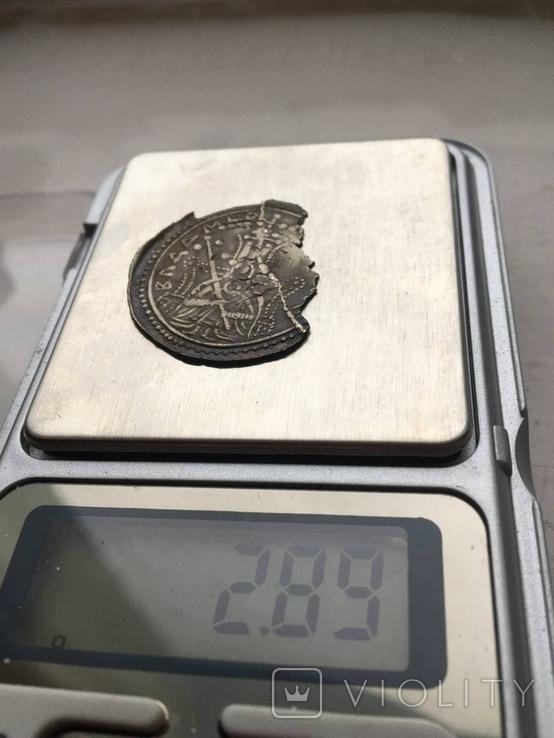 Сребреник тип 3 Владимир 980-1015гг. копия, фото №3