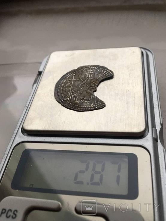 Сребреник тип 4 Владимир 980-1015гг. копия, фото №3