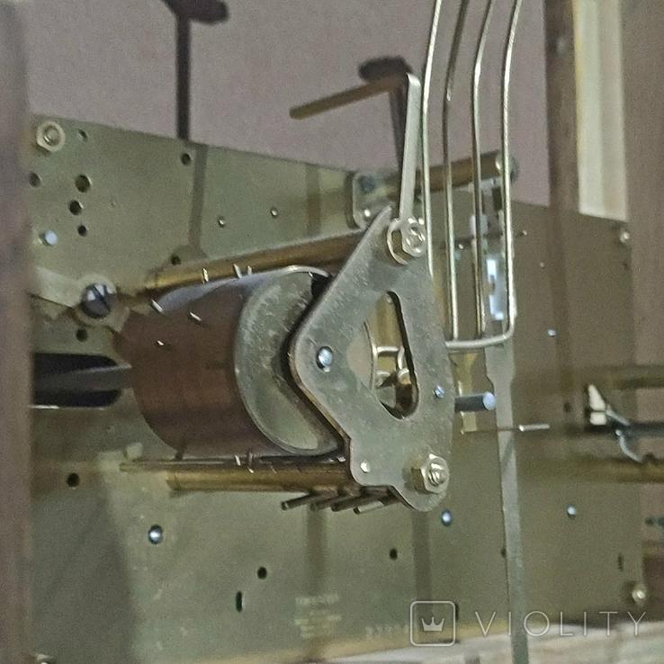 Часы напольные четвертные Германия, фото №11
