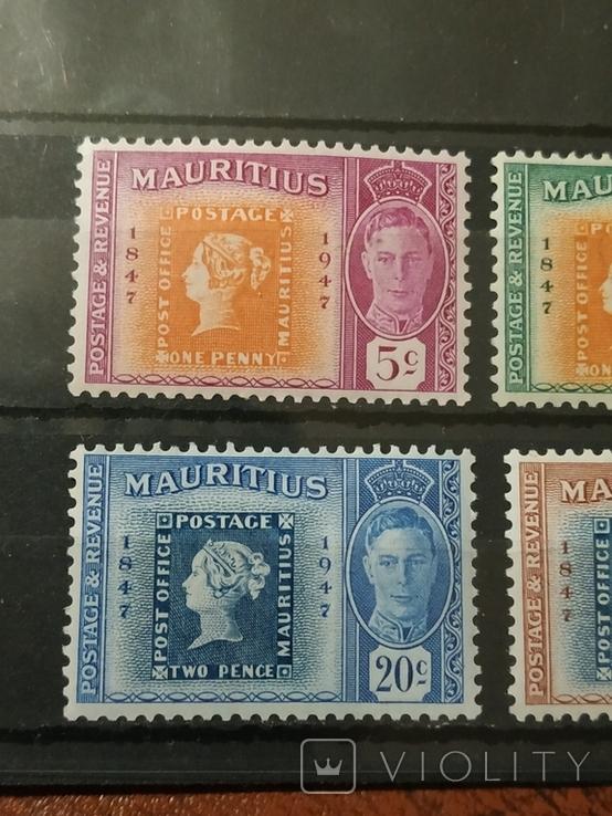 Британские колонии MNH полная серия, фото №4