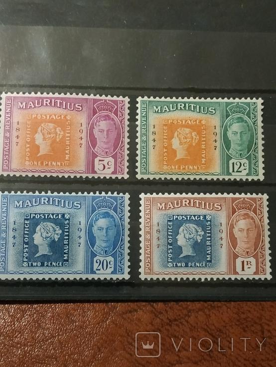 Британские колонии MNH полная серия, фото №2