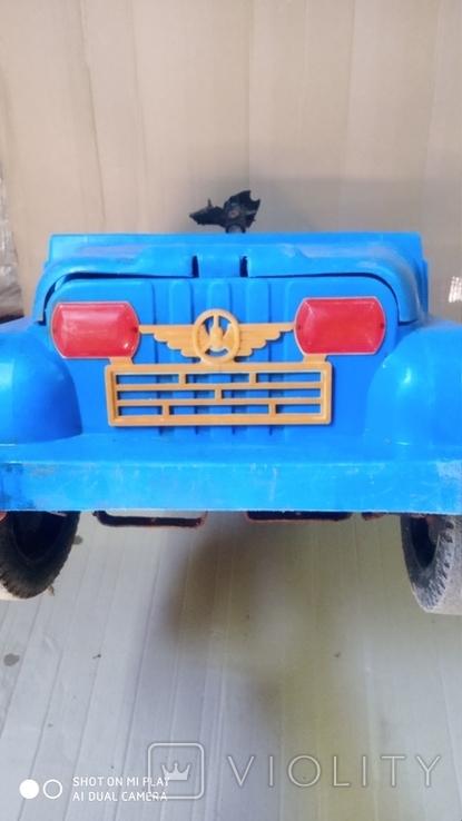 Педальная машинка багги, фото №5