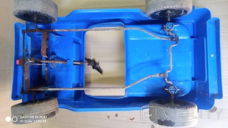Педальная машинка багги, фото №10