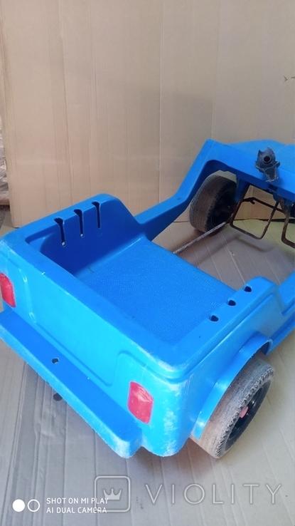 Педальная машинка багги, фото №13