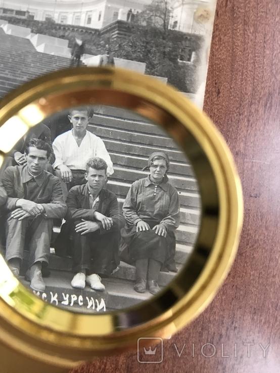 1939 Одесса Дом отдыха Экскурсия Потёмкинская лестница, фото №8