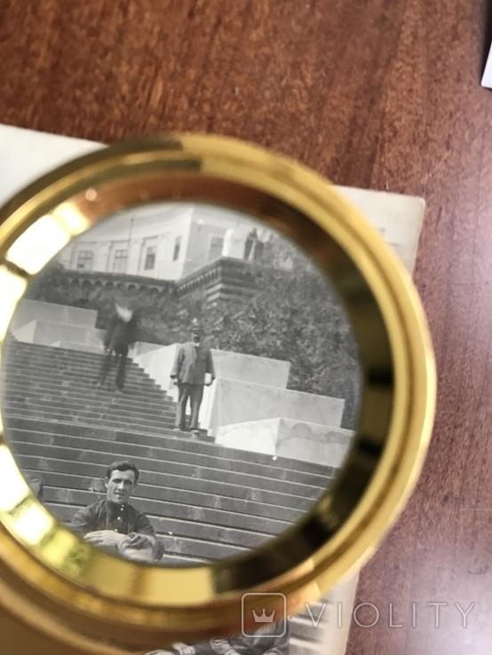 1939 Одесса Дом отдыха Экскурсия Потёмкинская лестница, фото №9