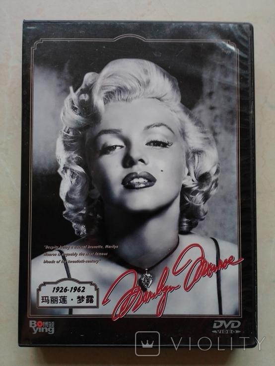 Коллекция фильмов Мэрилин Монро 1926-1962 г. Бокс-сет из 7 DVD, фото №2
