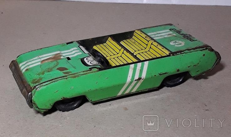 Машинка РАДУГА-3 из СССР, фото №3