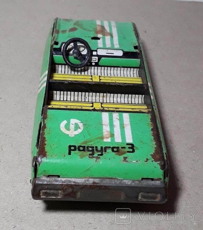 Машинка РАДУГА-3 из СССР, фото №6